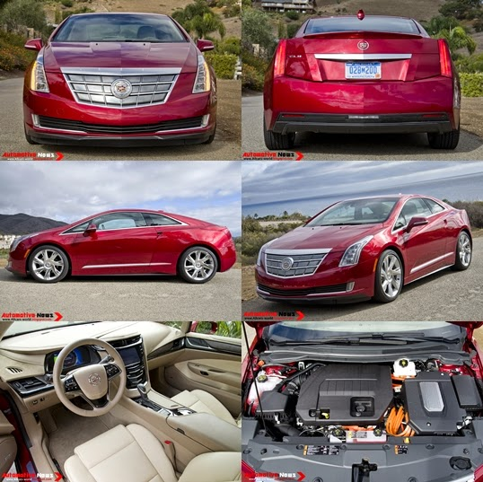 2014 Cadillac Elr Interior: Automotive News: 2014 Cadillac ELR