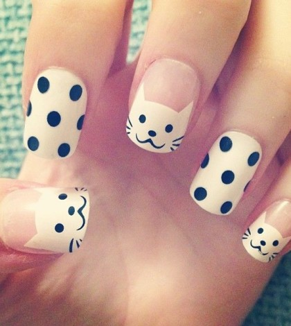Glamchica Latest Nail Designs Trend For This Winter Season 2015