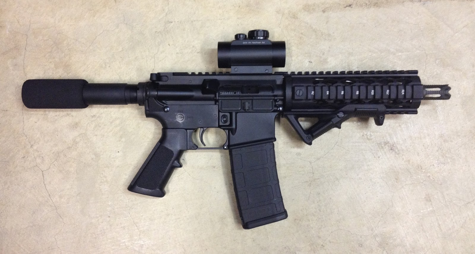 Build An Ar They Said It S Easy They Said