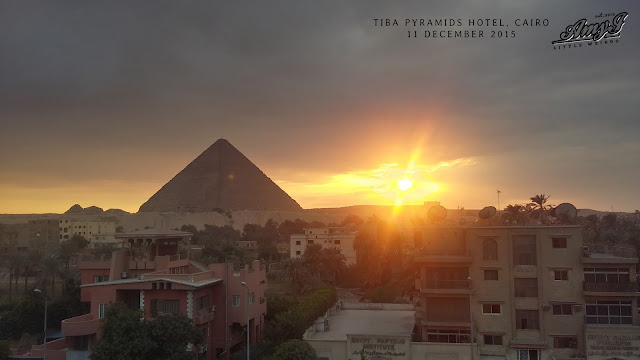 Winter Escapade Day 1 | Kaherah, Mesir