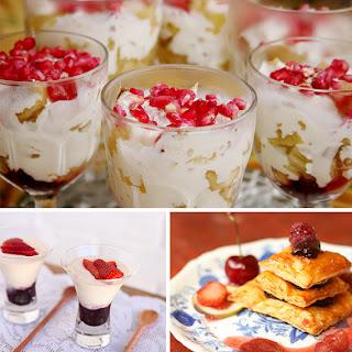 Receitas de sobremesa para Réveillon