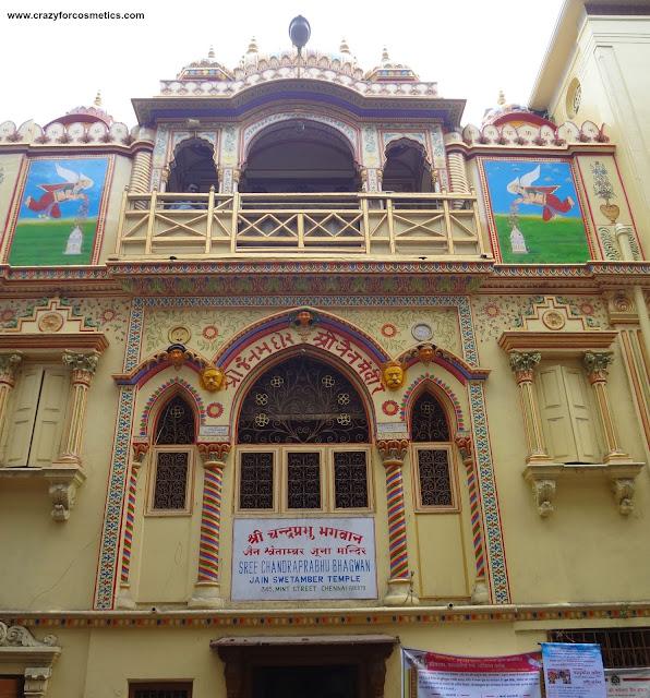 Jain temples Chennai