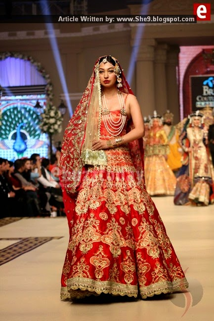 Daastaan at Telenor Bridal Week Couture 2014