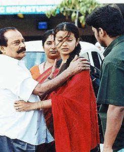 Actor Vikram Father Vinod Raj The Lessons Of Anita Hill