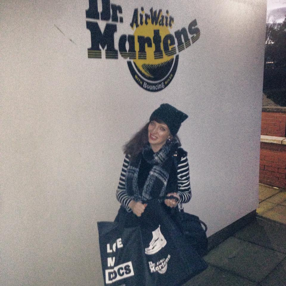 Dr Martens factory store