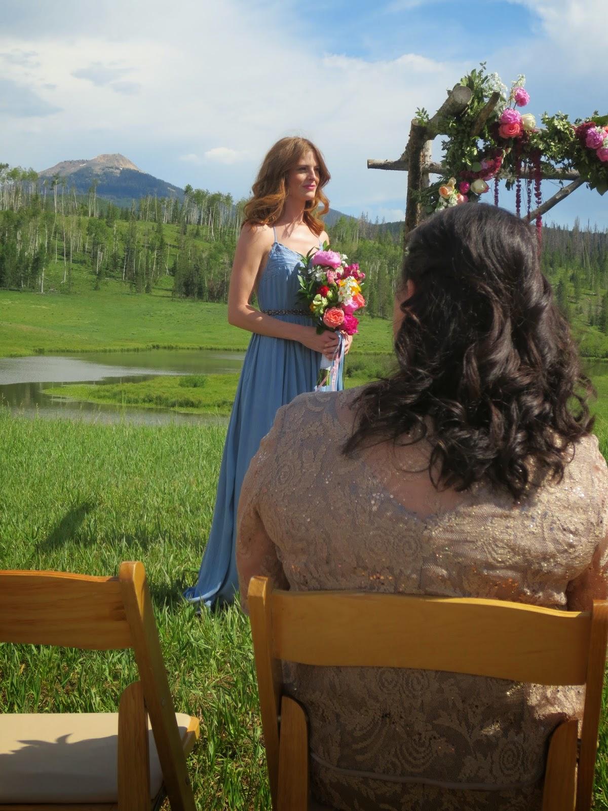 Blair Donovan, Colorado Wedding, Midnight Ranch