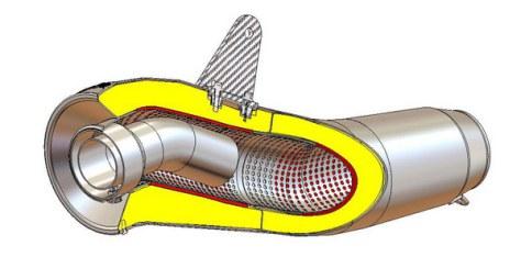 knalpot modifikasi dan Tenaga motor