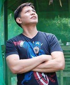 Roderick Allan Baylon aka Captain America