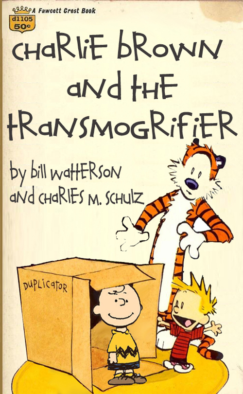 Paperback Charlie Brown Charlie Brown And The Transmogrifier