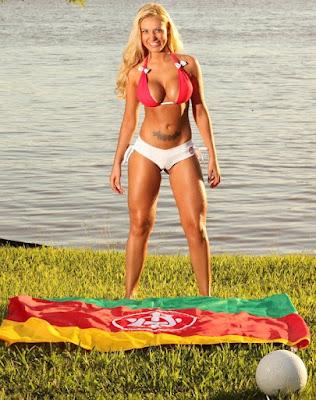 Fotos Andressa Urach - Dançarina de Latino  5