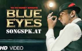 BLUE EYES LYRICS - Honey Singh