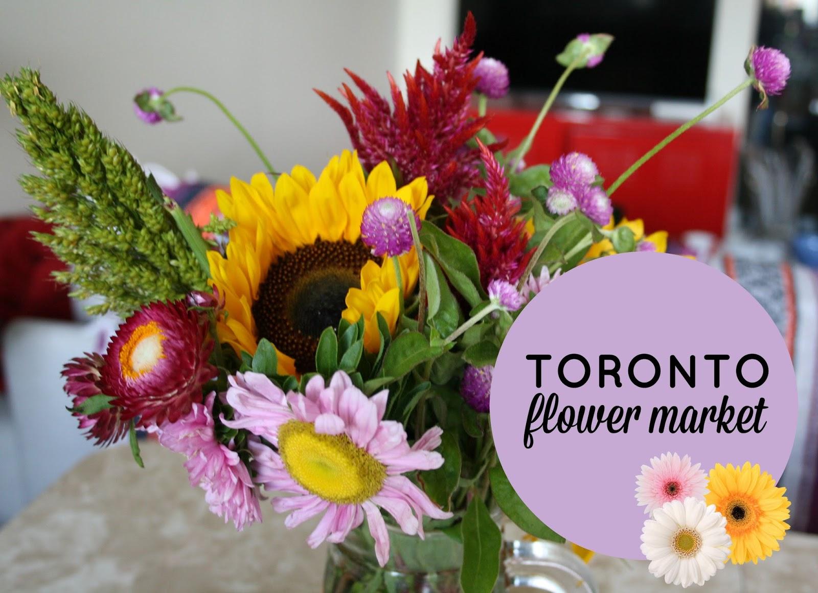 Cute toronto toronto flower market izmirmasajfo