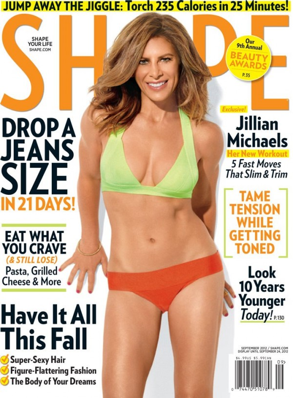 jillian michaels drugs