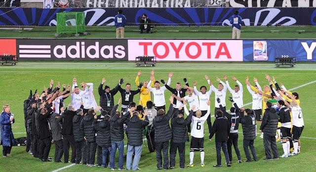 Corinthians Bicampeão Mundial de Clubes do Japão