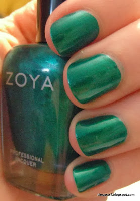 Swatch of Zoya Giovanna