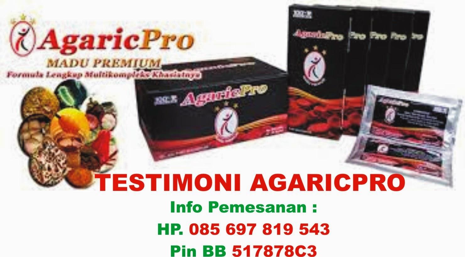 Testimoni Obat Herbal AgaricPro