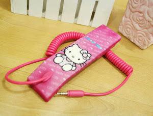Gagang telepon HK