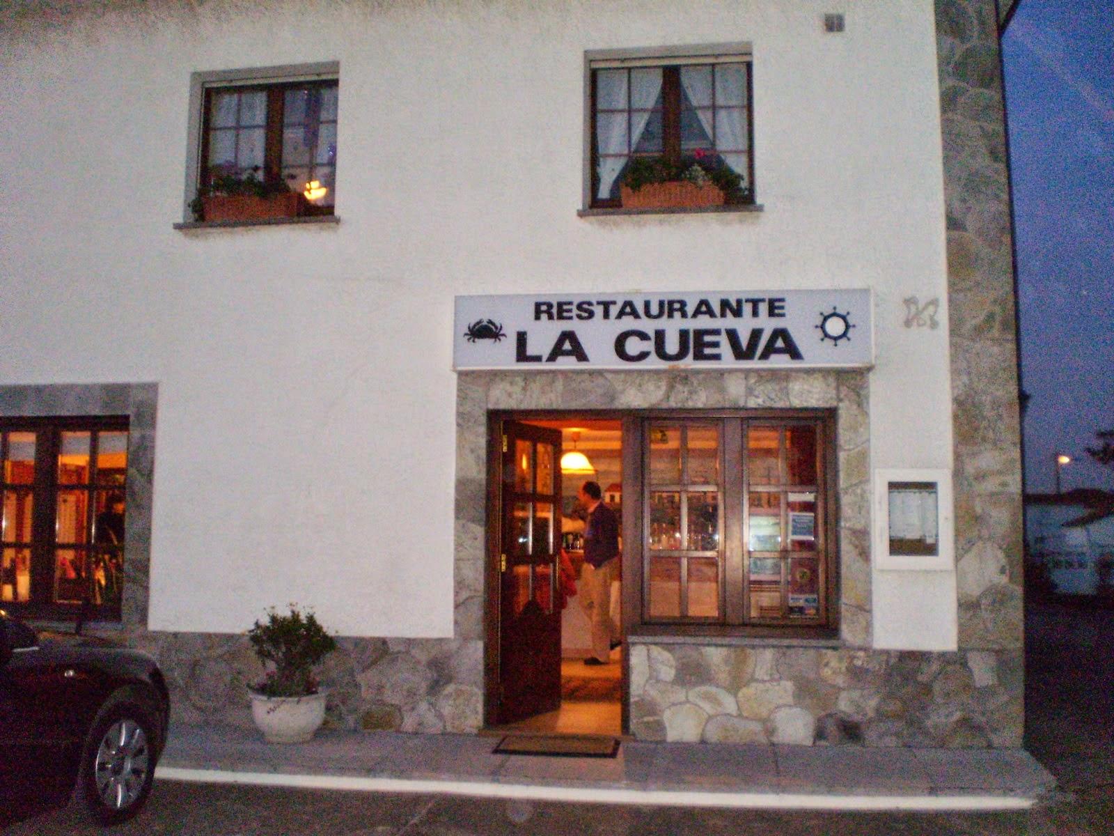 La gu a mikik n restaurante la cueva for Restaurante la cueva zamora