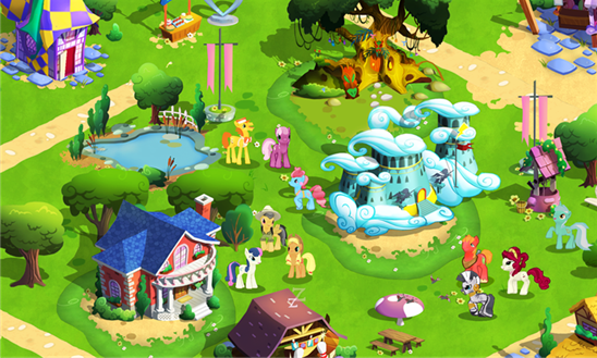 My Little Pony Untuk Windows Phone