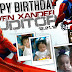 Spiderman Birthday Tarp PSD
