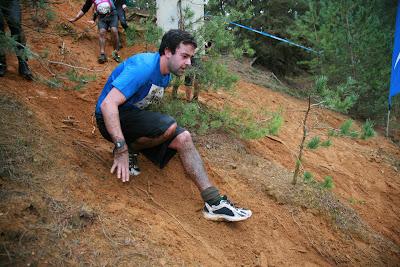 Hell runner hills