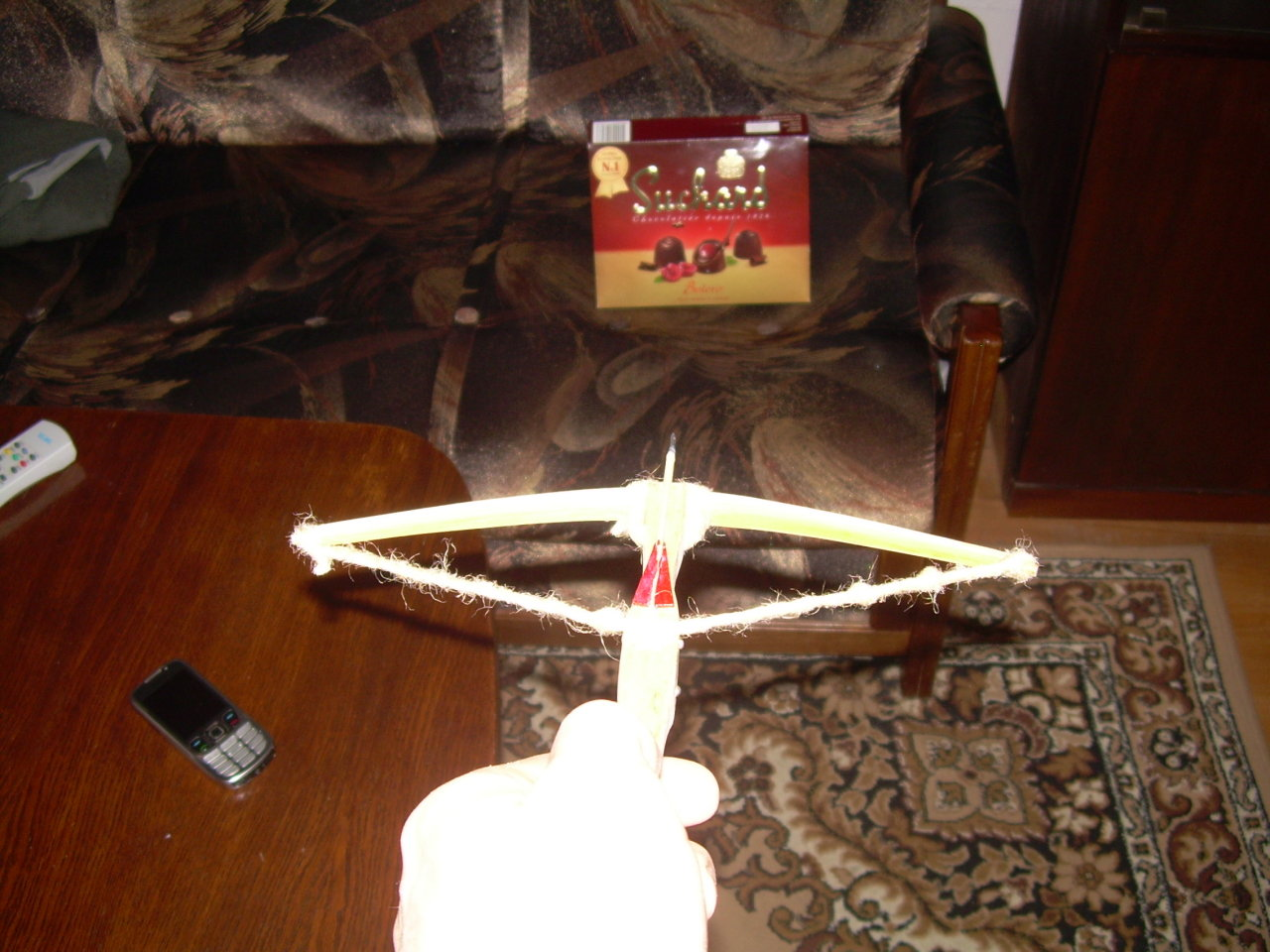 Mini Homemade Medieval Weapons 72