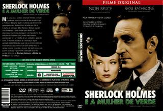 SHERLOCK HOLMES E A MULHER VERDE - COLORIZADO