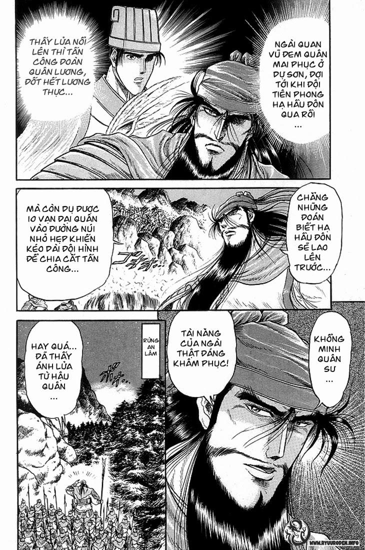 Chú Bé Rồng - Ryuuroden chap 8 - Trang 29