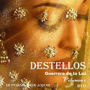 DESTELLOS V I (DVD )- 10 poemas musicalizados cada uno