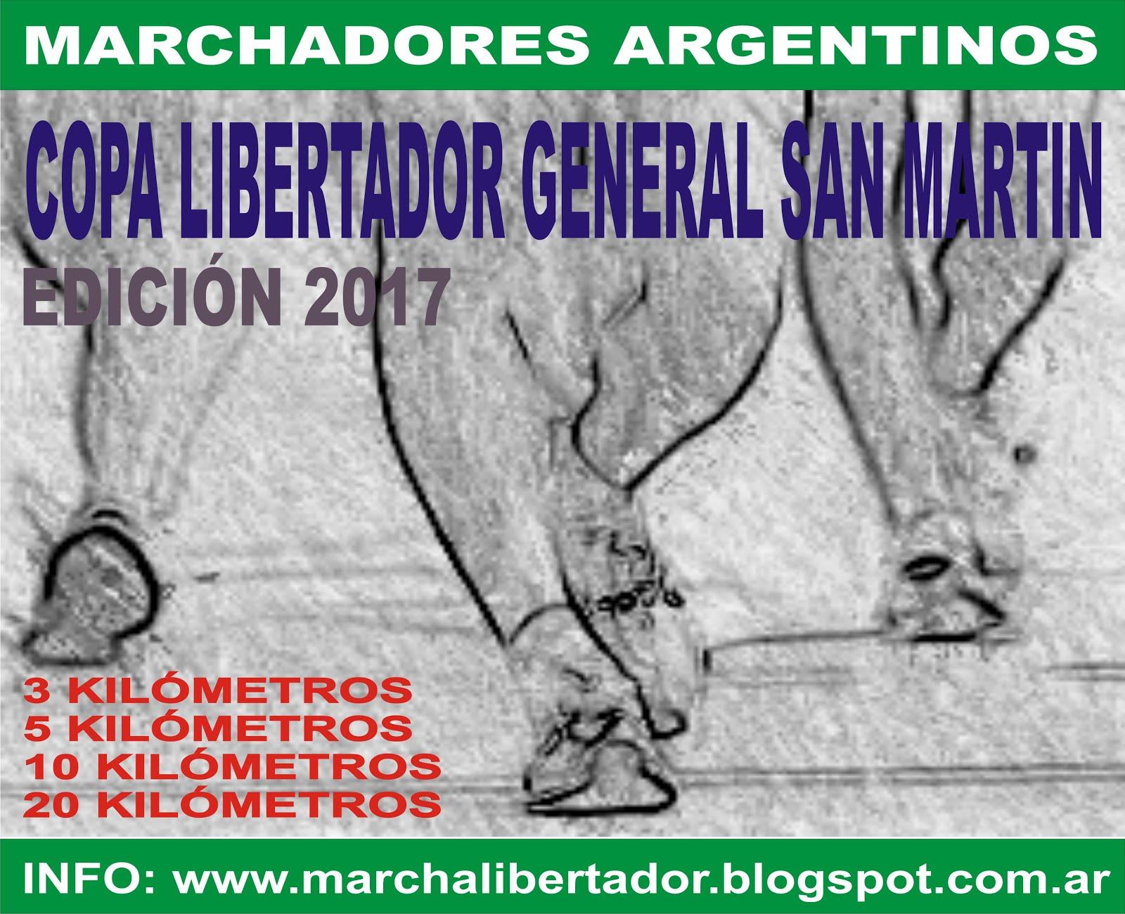 MARCHA LIBERTADOR