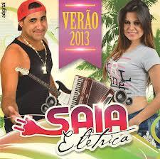 CD Saia Rodada – Saia Elétrica Verão (2013)