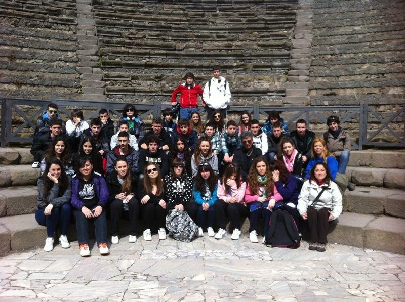 Viaje de estudios colegio amor de dios oviedo 2013 - Colegio amor de dios oviedo ...