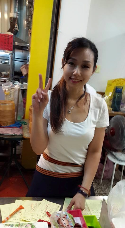 Ms Huang herself says for the sake of the business, she hopes the focus will be on the food they serve, and not on her.