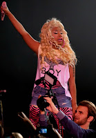 nicki minaj news 2012