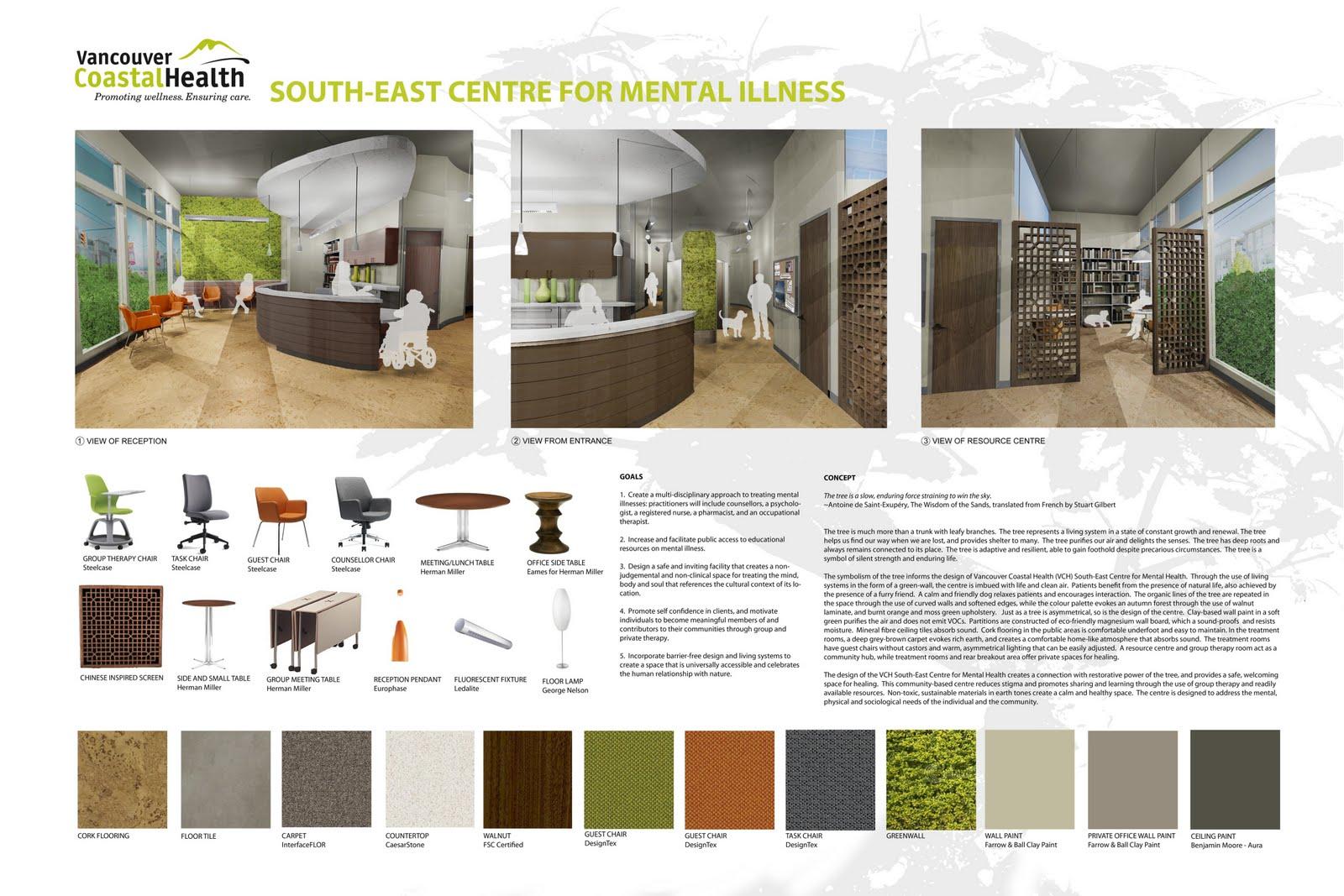 Idec interior design
