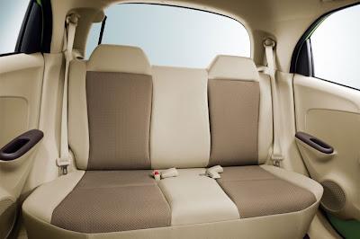 รถยนต์ ฮอนด้า บริโอ้ (Honda Brio Eco Car)