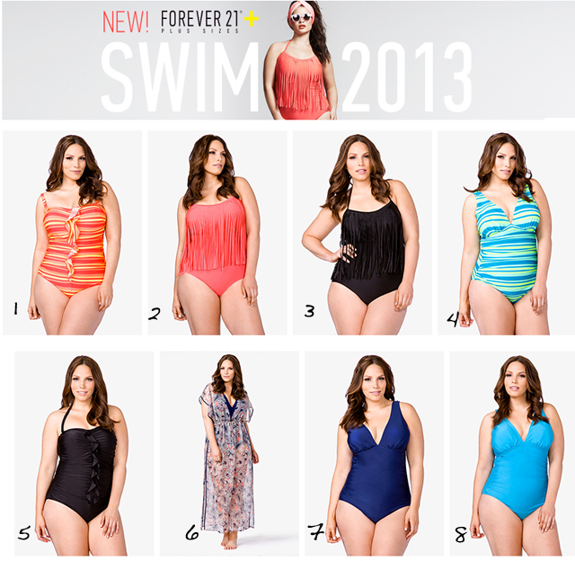 forever 21 plus size swimwear read sources swimsuits size swimwear ...