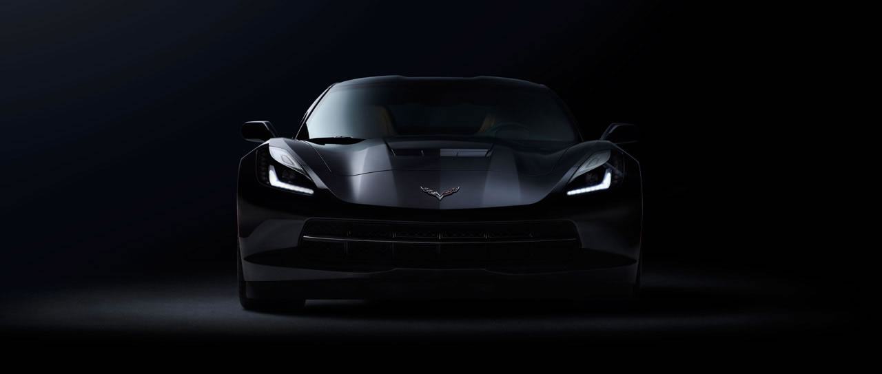 2014 corvette Stingray Wallpaper 9