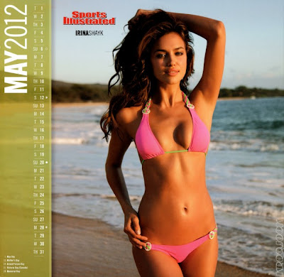 2012 Sports Illustrated Calendar-13