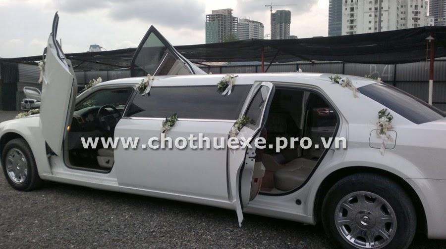 Địa chỉ thuê xe cưới giá rẻ uy tín ở Hà Nội 1