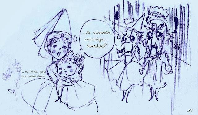 La princesa Margarita 3, Kaliparvati