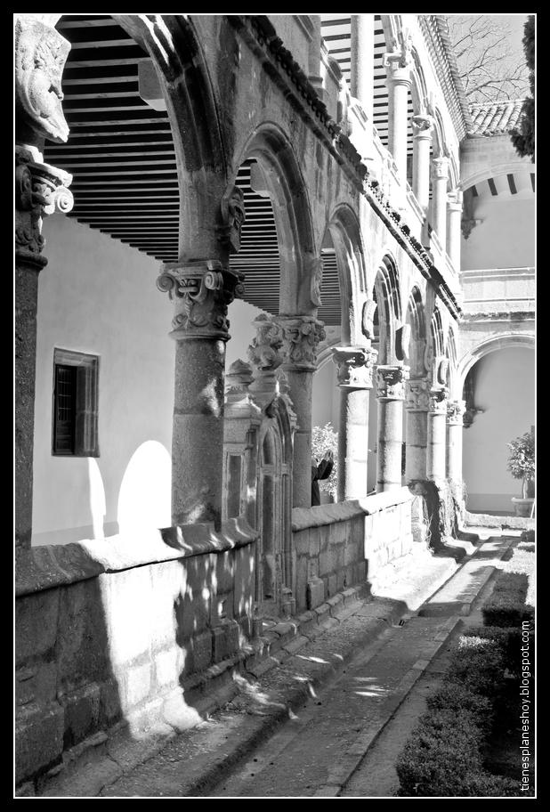 Monasterio de Juste