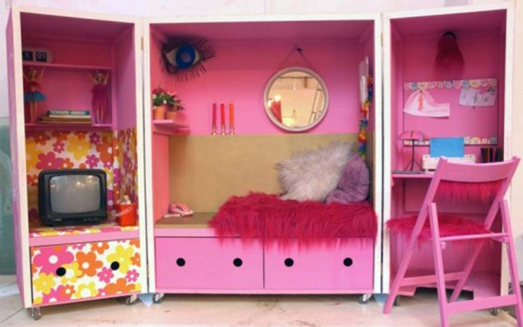 Dreams And Wishes Space Saving Kid 39 S Furniture Ideas