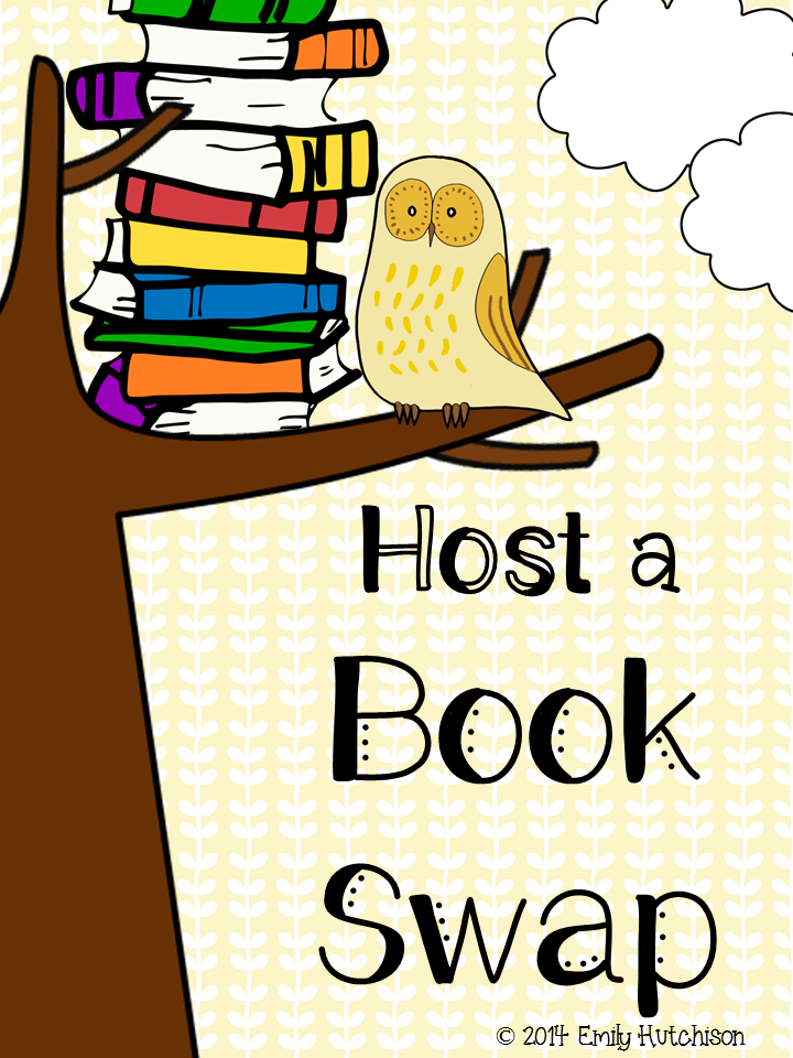 http://www.teacherspayteachers.com/Product/A-Literacy-Event-Host-a-Book-Swap-Fall-edition-1336521