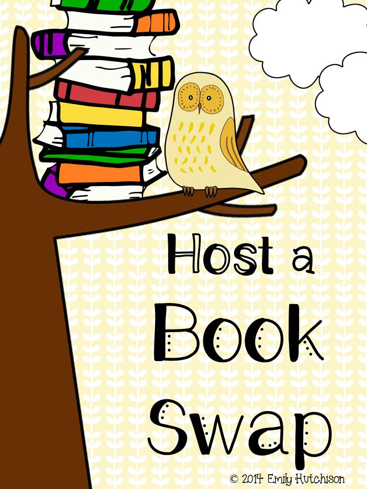 http://www.teacherspayteachers.com/Product/A-Literacy-Event-Host-a-Book-Swap-Fall-edition-1336521