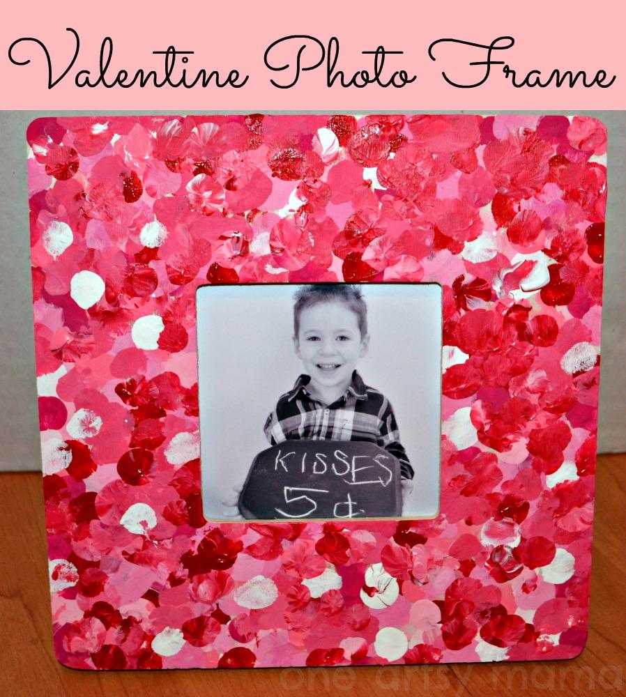 Fingerprint frame amy latta creations fingerprint frame jeuxipadfo Image collections