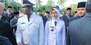 Debby Novita Andriani Lurah Tanjung Barat, Jakarta Selatan