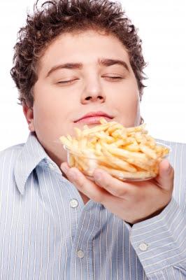 Revolusi Ilmiah - Makanan enak sangat menggoda