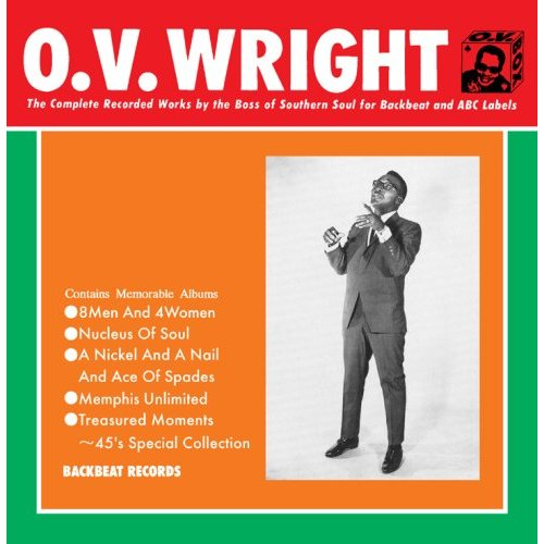 O.V. Wright - Memphis Unlimited