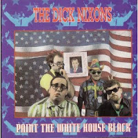 Dick Nixons Paint the White House Black